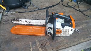 "Stihl MS193T 14"" Climbing Arborist Chainsaw for Sale in Yorktown, VA"