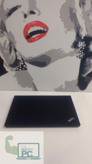 Lenovo ThinkPad T470. 16gig ram DDR3, 240gb SSD. for Sale in Chandler, AZ