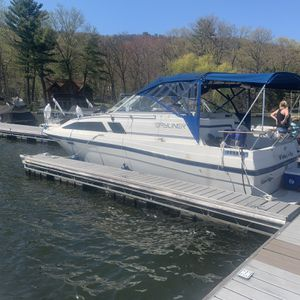 1985 bay line houseboat for Sale in West Milford, NJ