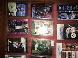 Upper deck Panini absolute Don Russ optic upper deck elite for Sale in Lubbock, TX