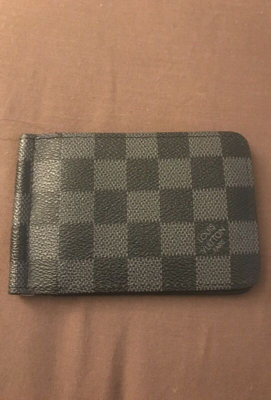59cc8ac832d1 LOUIS VUITTON Damier Graphite Pince Wallet for Sale in Murrieta ...