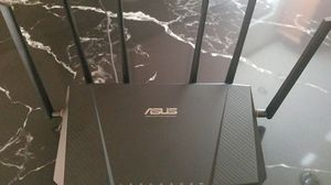 Asus AC3200 Tri-band Wifi Router for Sale in Montrose, CA