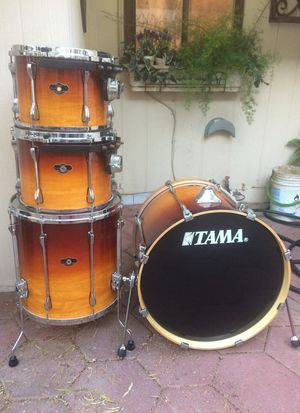TAMA Superstar drum set 🥁 for Sale in Las Vegas, NV