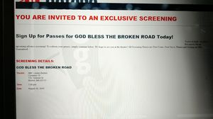 God Bless The Broken Road (Exclusive Screening) for Sale in Boston, MA
