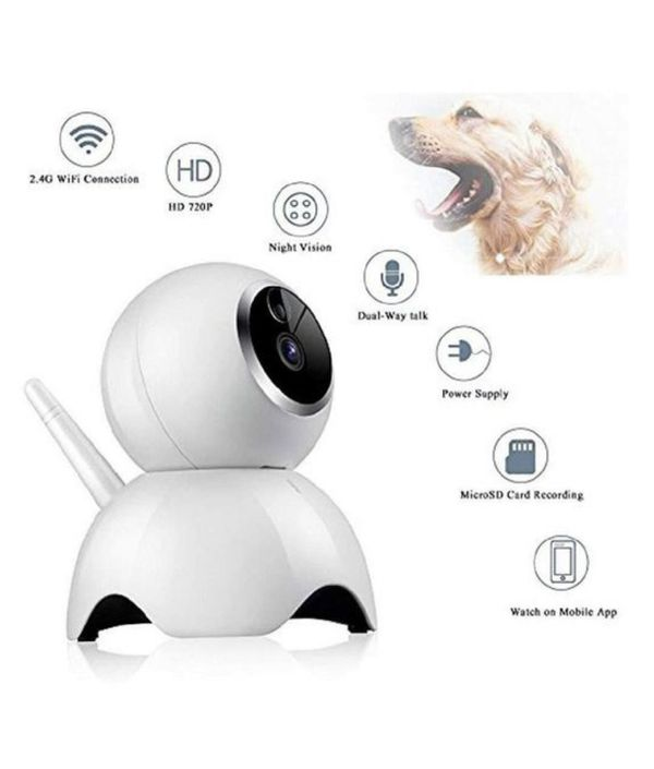 Cute Panda Smart IP Camera PD10 HD