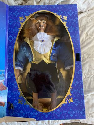 The Beast Disney's Beauty and The Beast Signature Collection for Sale in Moundsville, WV