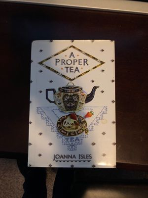 A Proper Tea by Joanna Isles for Sale in Vancouver, WA