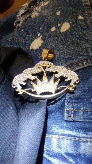 Gold Rhino chain piece for Sale in Winter Haven, FL