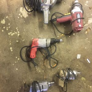 Assorted Drills for Sale in Hoquiam, WA