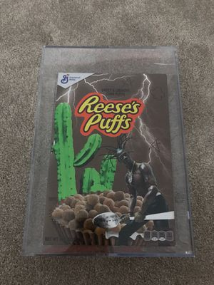 Travis Scott Reece's Puffs Cereal for Sale in Clackamas, OR