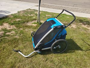 Thule Chariot Cross 2 Bike Trailer for Sale in Lompoc, CA