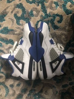 Jordan 4 Motorsport Size 10.5 for Sale in Fresno, CA