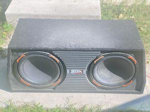 """SDX Audio Pro 12"""" PoweredBass PartyPack 1200 WATT for Sale in Edgemoor, DE"""