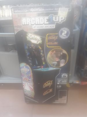Arcade up ( classic arcade video game ) GALAGA and GALAXIA for Sale in Fife, WA