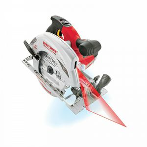 Craftsman professional magnesium (tool only) lithium ultralight laser-guided Adjustable skill saw circular saw skilsaw skillsaw for Sale in Vancouver, WA