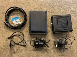 Router / Modem Package for Sale in Dallas, TX