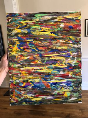 Original abstract painting for Sale in Richmond, VA