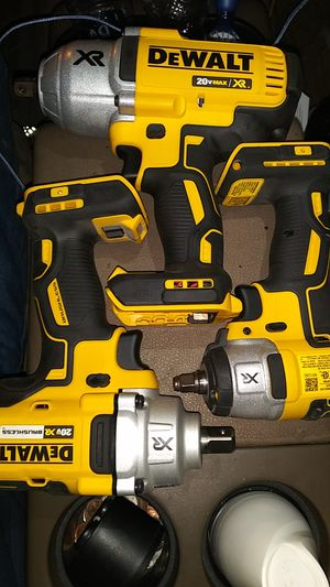 DeWalt Impact Wrench Family for Sale in Federal Way, WA