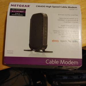 Netgear High Speed Cable Modem for Sale in Mountlake Terrace, WA