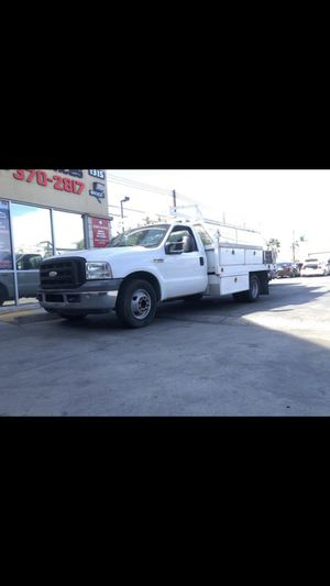 2006 FORD F350 SUPER DUTY for Sale in Long Beach, CA