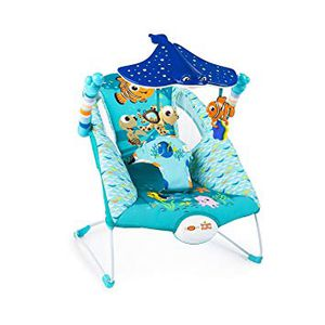 7423756408 NEW Disney Baby Finding Nemo See & Swim Bouncer for Sale for sale Silver  Spring,