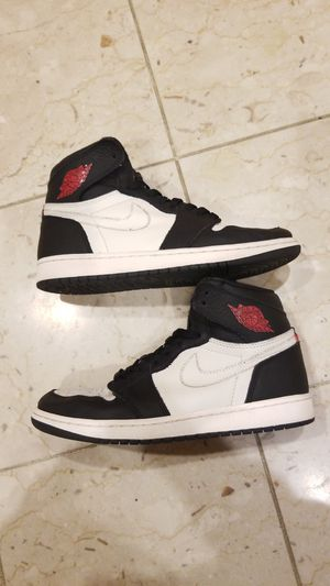 Air Jordan 1 Star is Born size 9 nike stitching removed worn for Sale in West Covina, CA