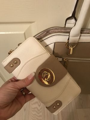 Charming Charlie purse with wallet for Sale in Vinton, LA