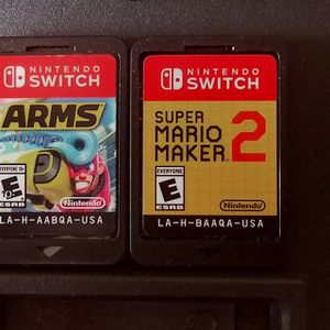 Nintendo Switch + 3DS Games for Sale in Houston, TX