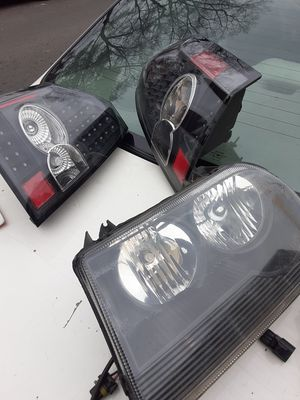 Black headlights and taillights for Sale in Washington, DC