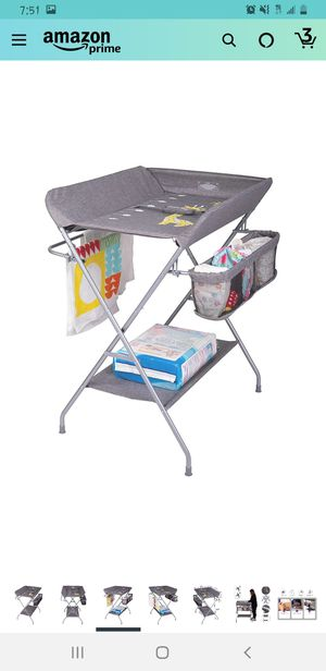 Kinbor Baby Changing Table for Sale in Grove City, OH