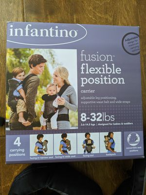 Infantino baby carrier for Sale in Murfreesboro, TN