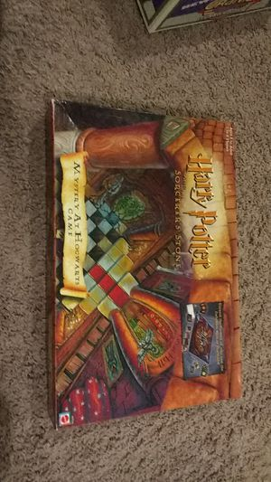 Harry Potter and the sorcerers stone board game for Sale in Austin, TX
