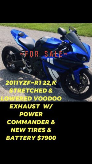 2011 Yamaha YZF R1 Motorcycle for Sale in Chambersburg, PA