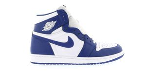 WANT TO BUY JORDAN 1 STORM BLUE SIZE 9 for Sale in Brea, CA