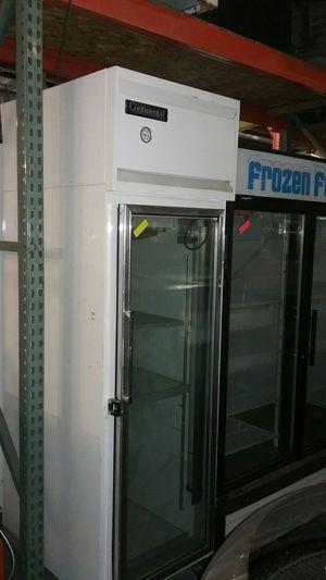 Freezer 1 door Glass for Sale in Denver, CO