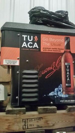 2 bottle shot chiller Tuaca branded for Sale in Fresno, CA