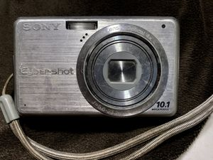 Sony CyberShot Camera 10.7 for Sale in Tampa, FL