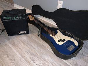 Fender Bass Guitar for Sale in Milton, FL