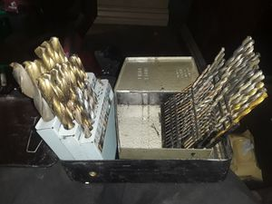 Twist Drill Bit Sets for Sale in Bell, CA