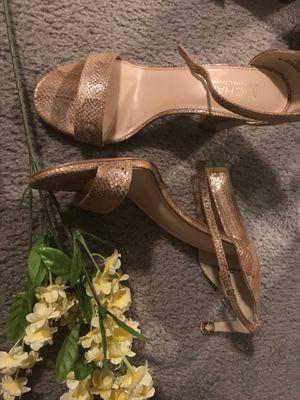 3 inch Michael Shannon heels on sale!! Size 7.5 for Sale in Corona, CA