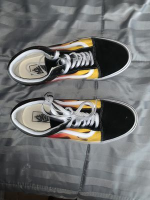Vans fire size 10.5 men's for Sale in Los Angeles, CA