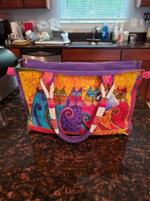 Laurie Burch Handbag with Mirror for Sale in Romulus, MI