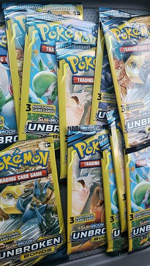 Pokemon Packs for Sale in Alexandria, VA