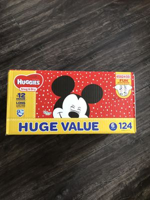 Huggies diapers for Sale in Moreno Valley, CA