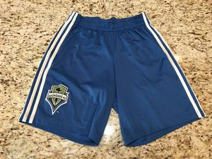 Official Seattle Sounders Shorts- Adult Medium for Sale in Cave Creek, AZ