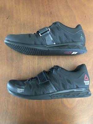 Reebok Men's CrossFit Lifter 2.0 Training shoes, Black/Coal, 11 M for Sale in West Palm Beach, FL