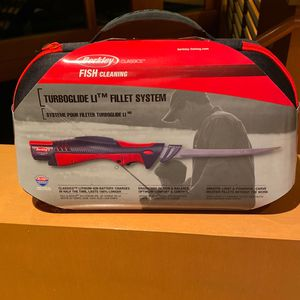 Berkeley Fillet System for Sale in Tacoma, WA