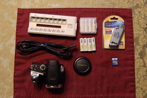 FujiFilm Finepix S8100fd Digital Camera Custom Bundle for beginners!!! for Sale in Aloha, OR