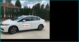 Price$1400 Honda Civic for Sale in Montgomery, AL