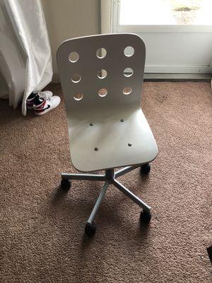 White desk chair for Sale in Boston, MA